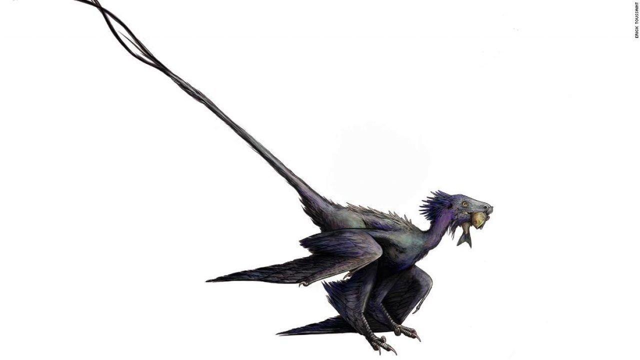 Динозавр Wulong bohaiensis