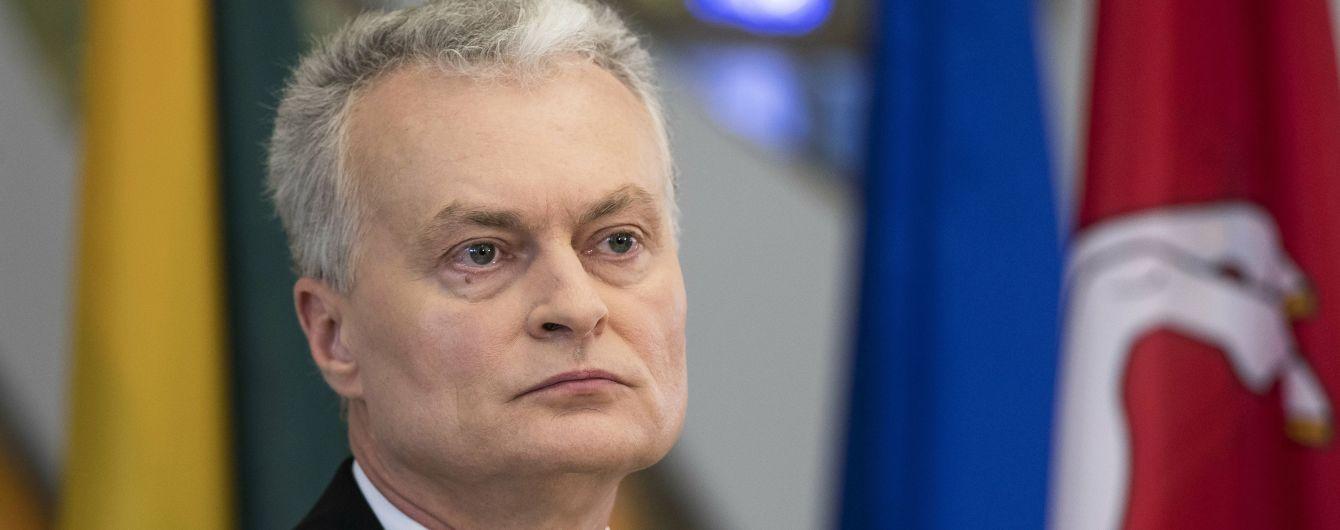 Президент Литвы вслед за польским коллегой отказался ехать на форум в Израиль, где будет выступать Путин