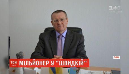 100 тысяч гривен премии: в Сумах разгорелся скандал вокруг главы станции скорой помощи