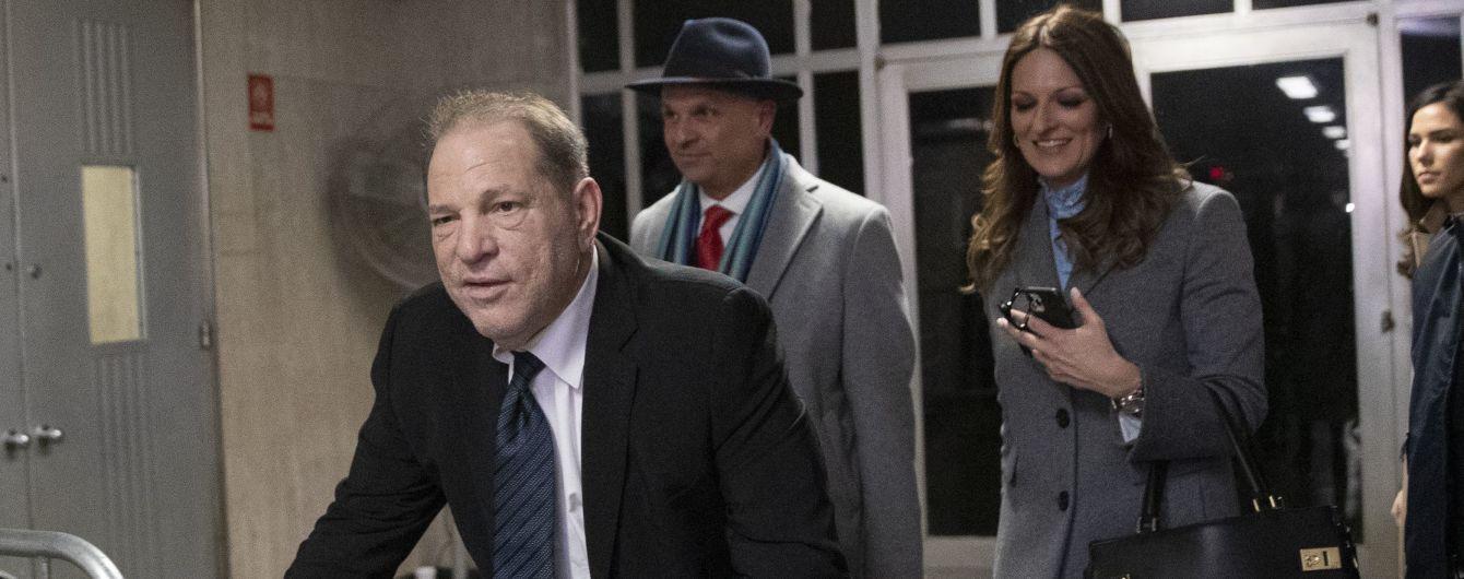 У Нью-Йорку почався суд над голлівудським продюсером Гарві Вайнштейном