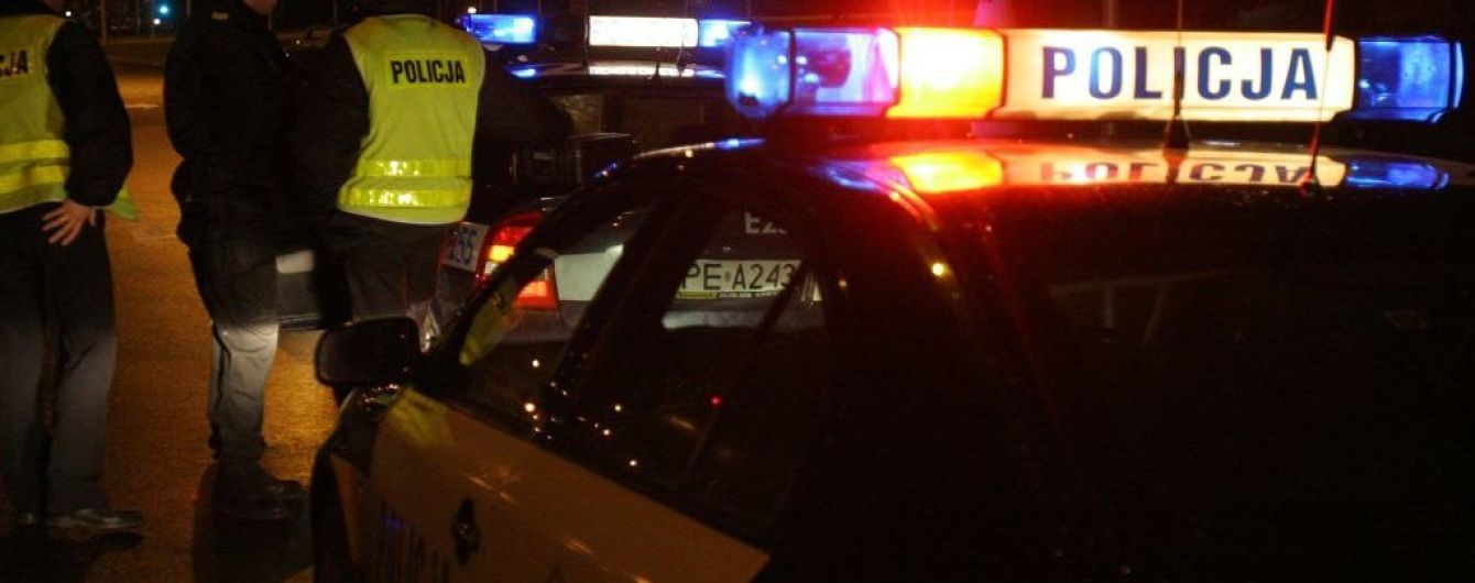У Польщі український таксист напідпитку побив пасажира