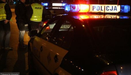 В Польше украинский таксист по пьяни избил пассажира