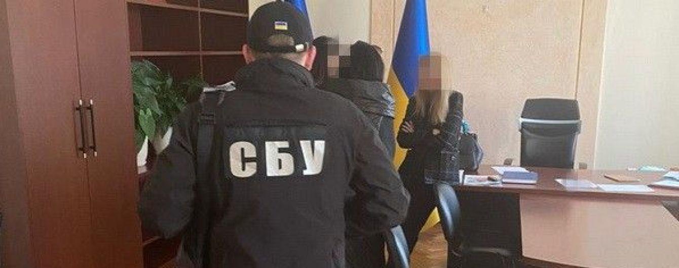 СБУ викрила посадовців Одеської ОДА у розкраданні 1,6 млн гривень з держбюджету