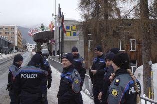 Водометы и слезоточивый газ: в Цюрихе полиция разогнала участников протеста против форума в Давосе