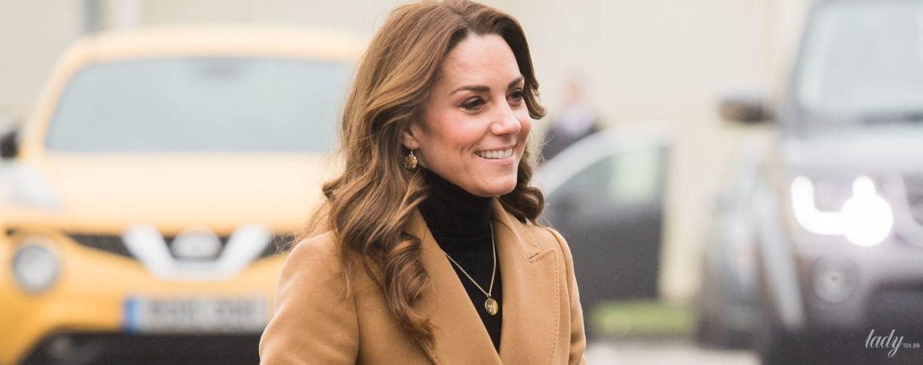 В ювелирной шкатулке герцогини Кембриджской появилась особенная новинка