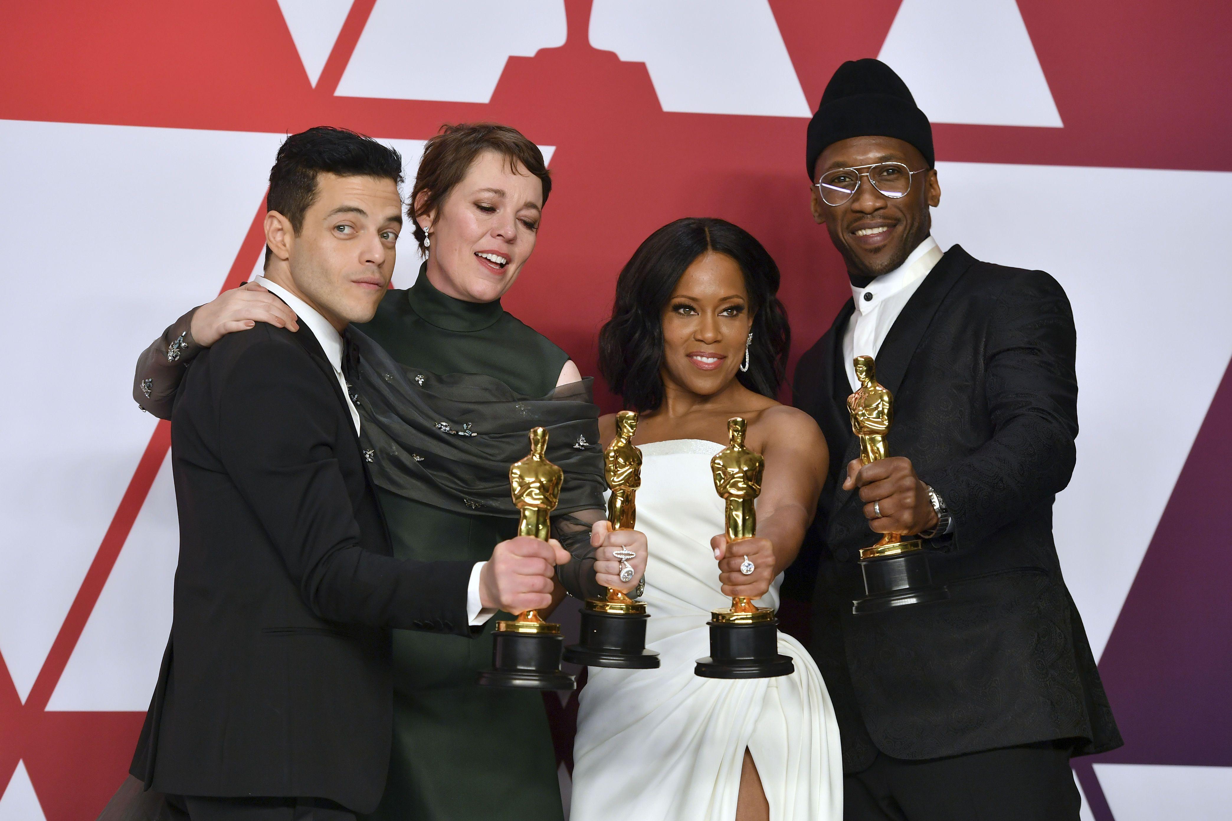 "Лауреати ""Оскара-2020"""