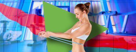 Какая оптимальная скорость похудения