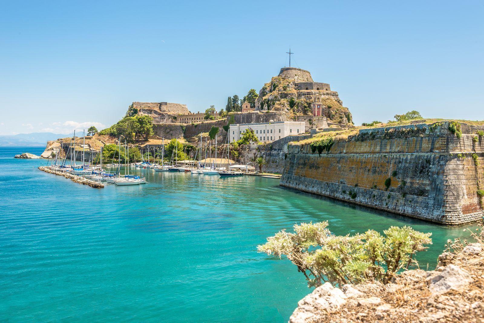 Корфу, Греція