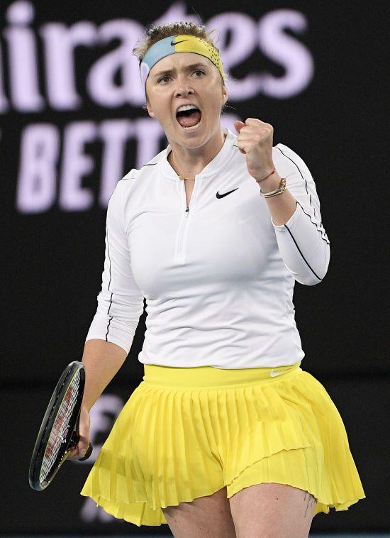 Світоліна на тайбрейку вийшла до третього кола Australian Open
