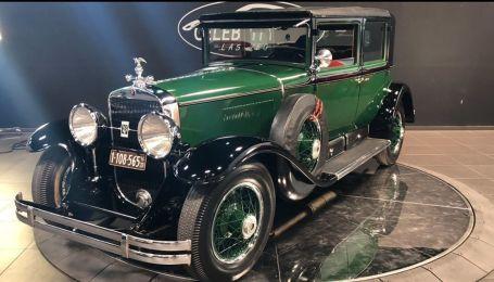 Бронированный Cadillac Аль Капоне выставили на продажу. Известна цена