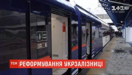 """Компания Deutsche Bahn не собирается руководить """"Укрзализныцей"""""""