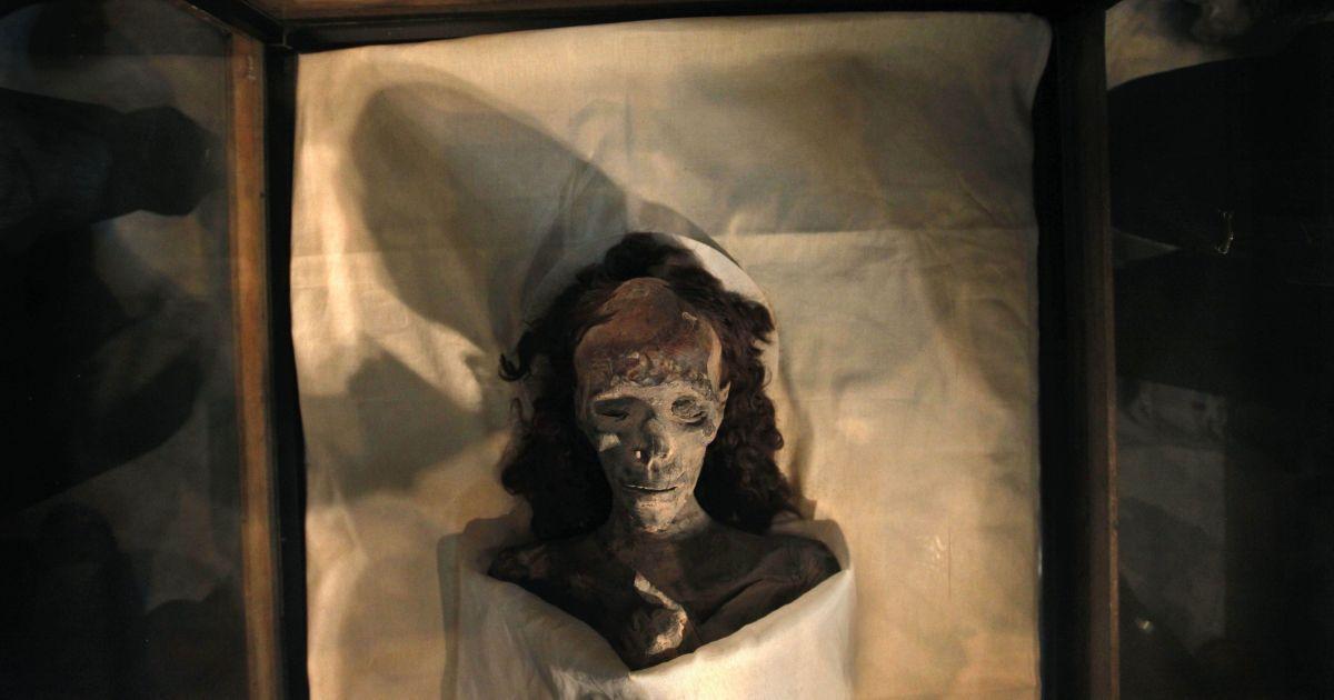 Ученые воссоздали голос египетской мумии возрастом в три тысячи лет: как это звучит