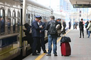 """На поезда УЗ уже можно садиться, показав электронное удостоверение в приложении """"Действие"""""""
