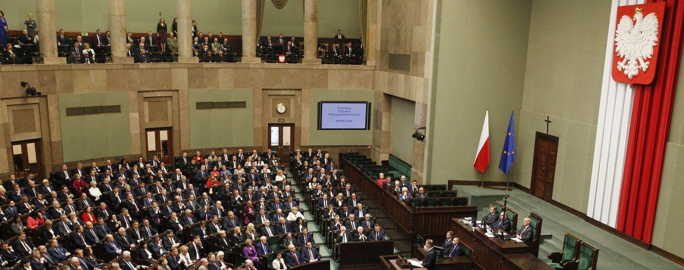 У Польщі оголосили дату президентських виборів