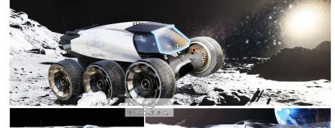 Lexus допоміг Toyota з роботою над місяцеходом