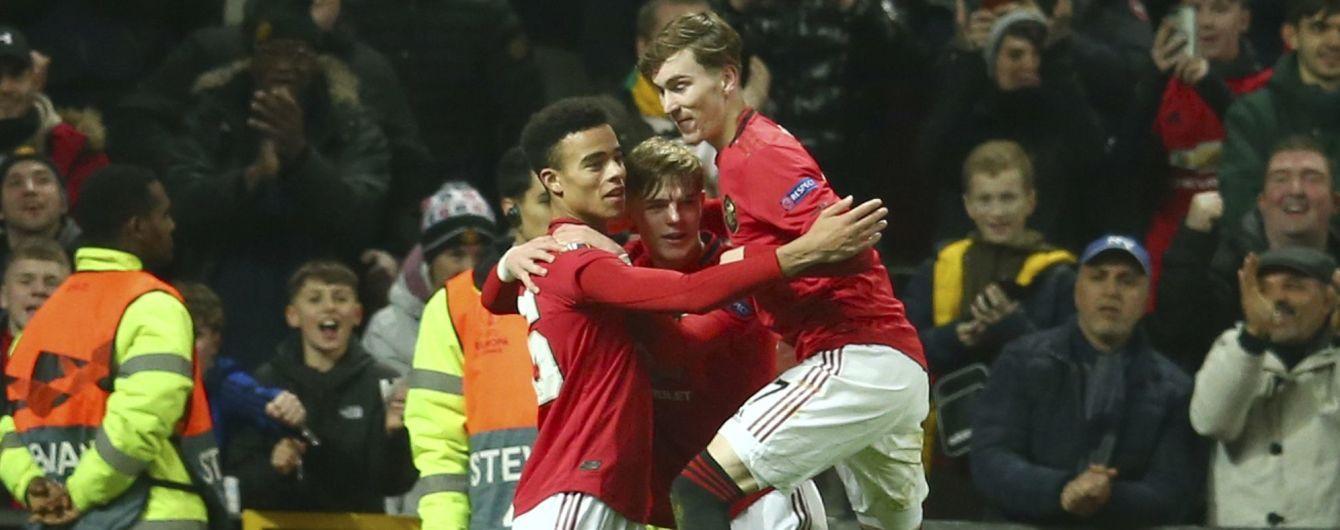 """Футболістів """"Манчестер Юнайтед"""" відправили до спасалону після принизливої поразки в АПЛ"""