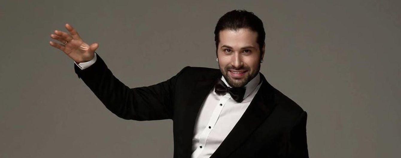 """David Axelrod представил конкурсную песню на """"Евровидение"""" и признался, кого считает конкурентом"""