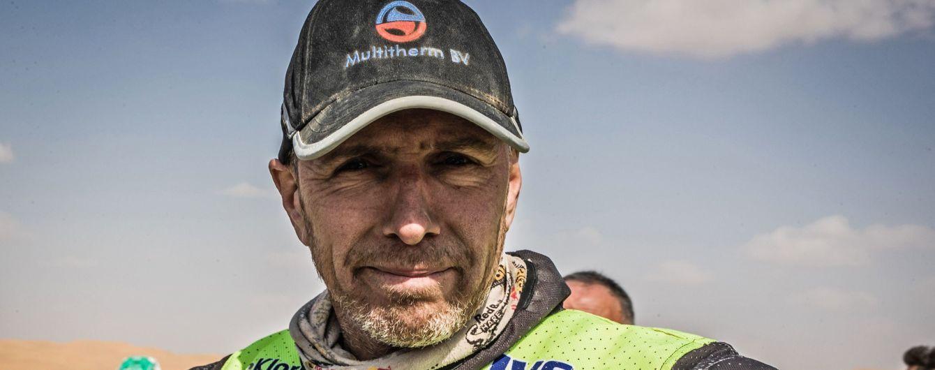 Переможець Dakar Rally помер після падіння на трасі