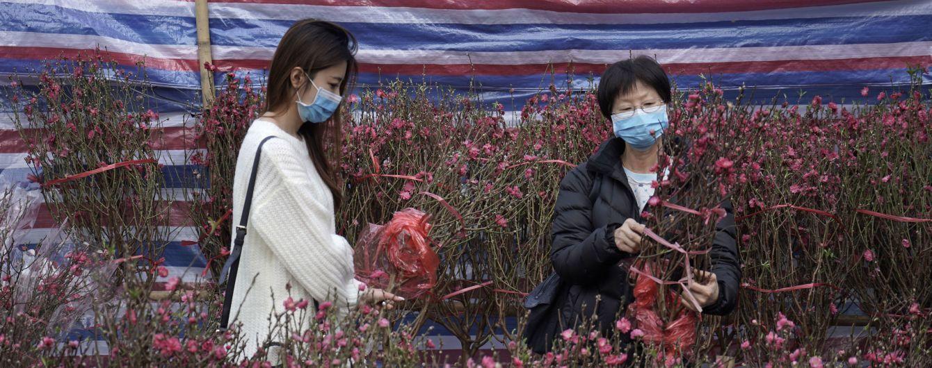 Уперше новий вбивчий коронавірус передався від людини до людини за межами Китаю