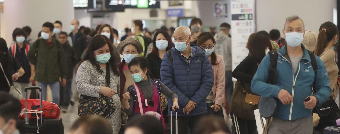 В США зафиксировали уже пять случаев заражения коронавирусом из Китая