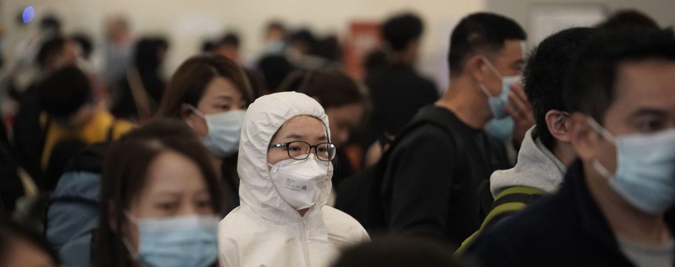 В китайской провинции Хубэй зафиксировали 116 новых смертельных случаев из-за коронавируса
