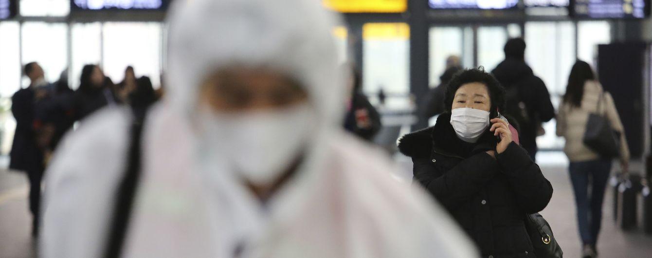 Спалах коронавірусу в Пекіні: у китайській столиці кількість випадків зараження перевищила півтори сотні