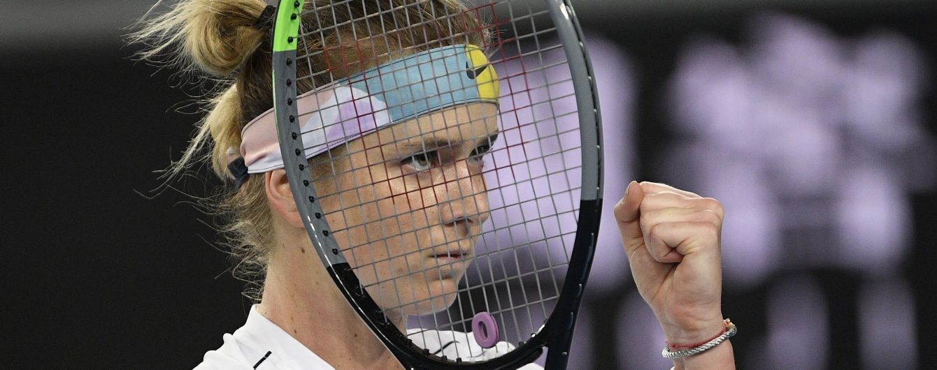 Світоліна стане четвертою ракеткою планети після Australian Open