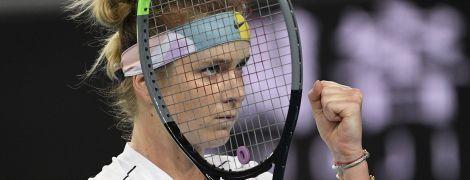Свитолина станет четвертой ракеткой планеты после Australian Open