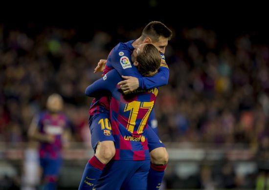 """""""Барселона"""" та """"Реал"""" дізналися суперників в 1/8 фіналу Кубка короля"""