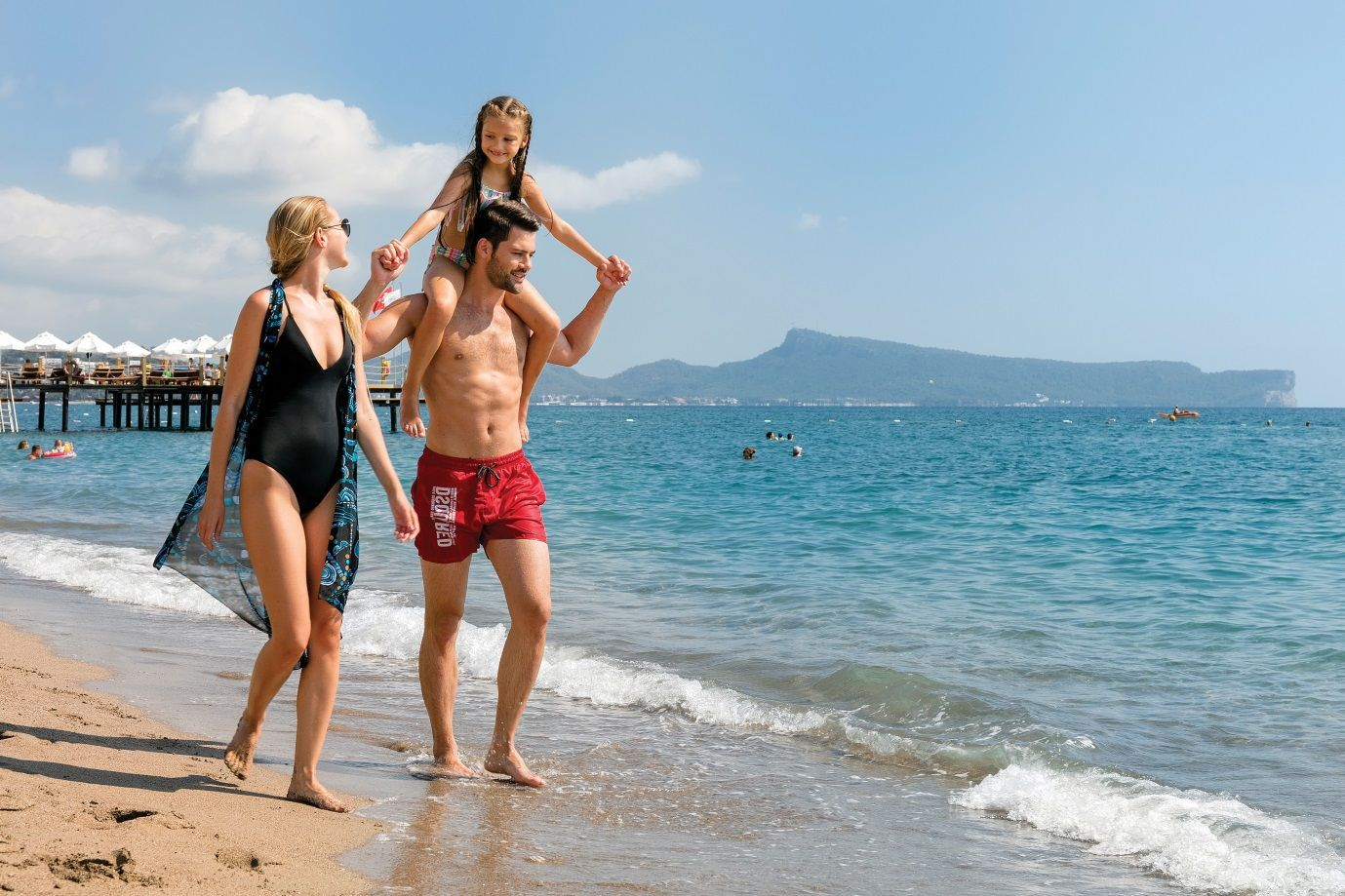 Coral Travel_реклама