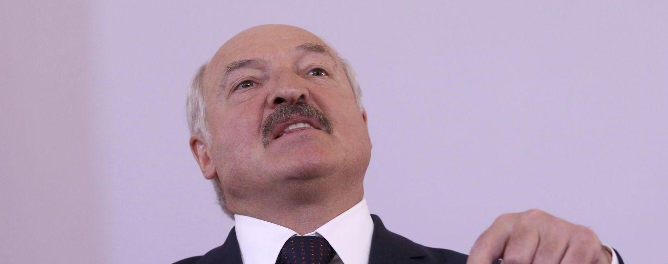 Лукашенко пригрозив почати відбір російської транзитної нафти