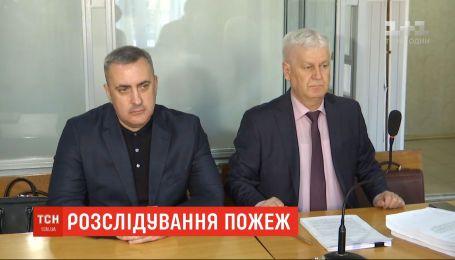 Суд перенес избрании меры пресечения бывшему главе одесского областного ДСНС