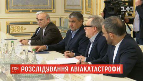 Расследование авиакатастрофы самолета МАУ: иранская комиссия покинула Украину