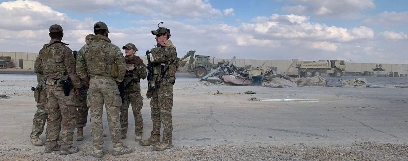 В Пентагоне назвали число пострадавших американцев в авиаударе Ирана. Оно втрое больше предыдущих данных