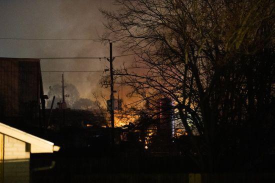 У США стався вибух на металообробному підприємстві: є жертви