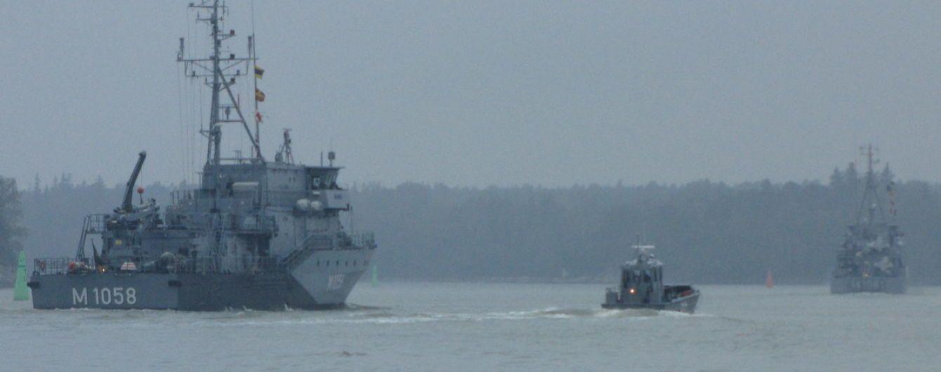 """У води Чорного моря увійшов німецький """"шукач мін"""""""