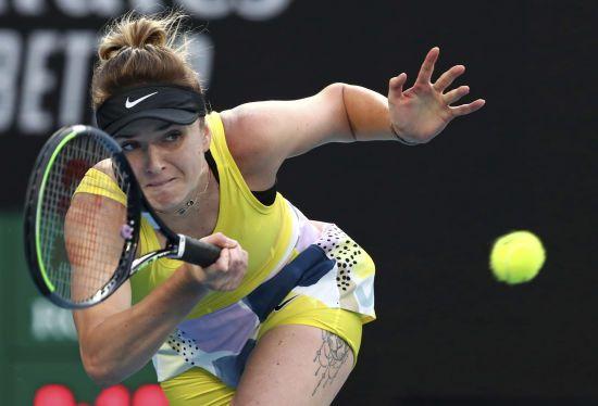 Світоліна розгромно програла Мугурусі та покинула Australian Open