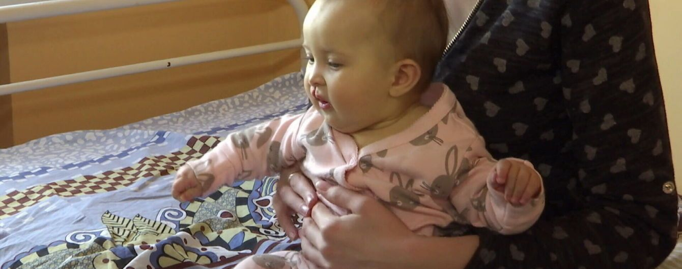 Многострадальная семья из Львовщины нуждается в помощи в оплате лечения дочери
