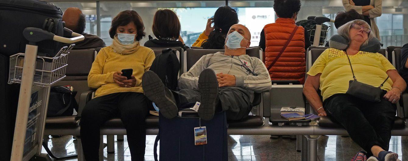 """Вспышка убийственного коронавируса. Пассажирам из Китая в """"Борисполе"""" будут измерять температуру тела"""