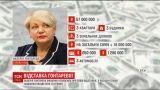 Валерия Гонтарева ожидает одобрения президентом своего заявления об увольнении