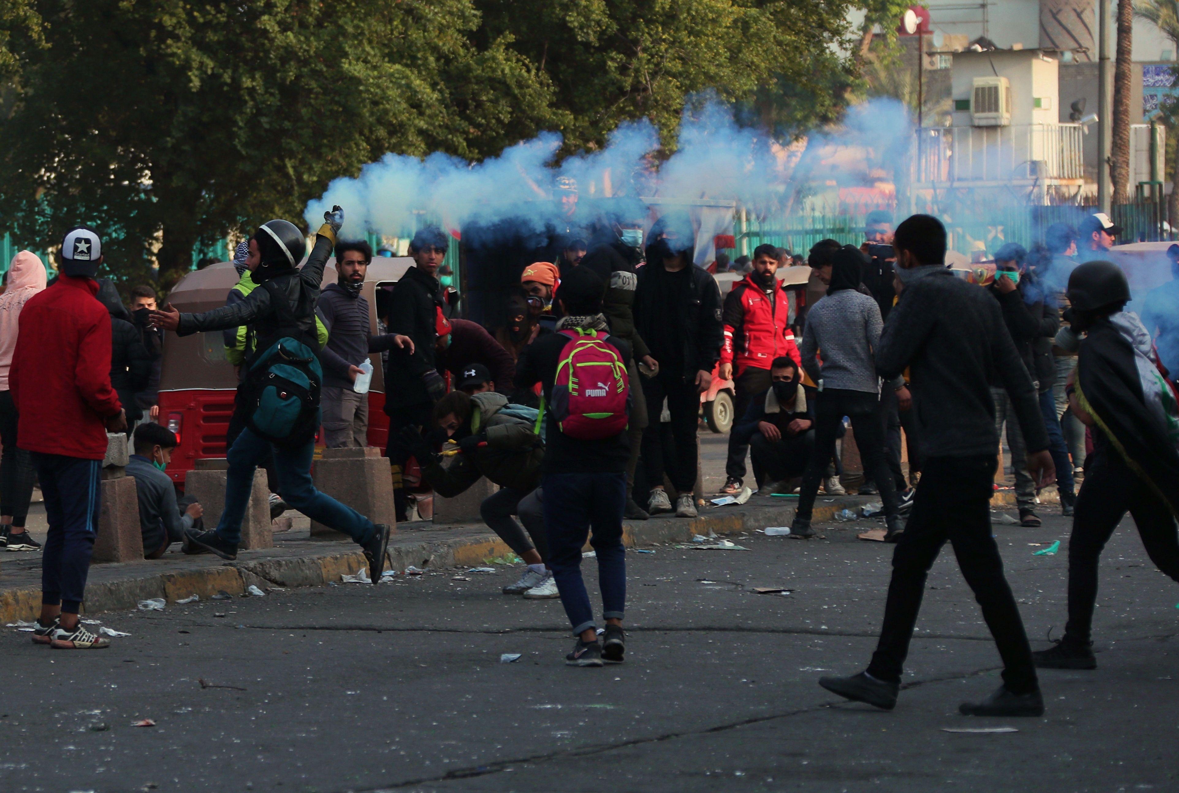 протести, іран