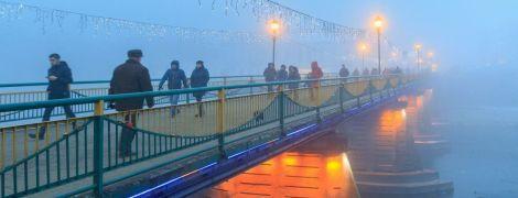 Дожди, мокрый снег и плюсовая температура днем. Прогноз погоды на всю следующую неделю