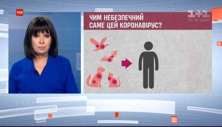 Що таке коронавірус та чим небезпечний його новий тип, виявлений у Китаї
