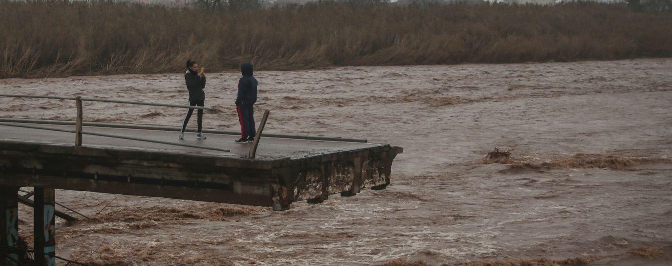 Испанию накрыл смертоносный шторм, а в Украине до сих пор не наступила метеорологическая зима