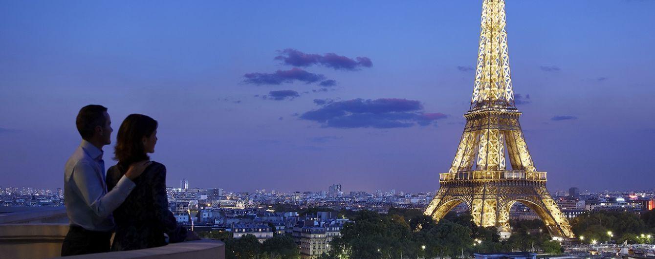 Визначено найромантичніші готелі Парижа