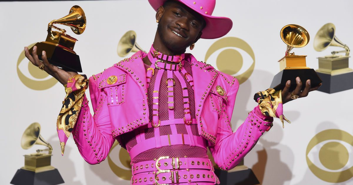 Lil Nas X @ Associated Press