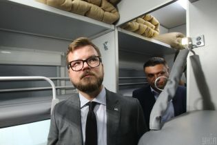 "Правительство уволило главу ""Укрзализныци"" Кравцова"