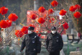 Новий коронавірус вбив першу людину в столиці Китаю