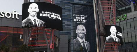 Игроки НБА по-баскетбольному почтили память Коби Брайанта