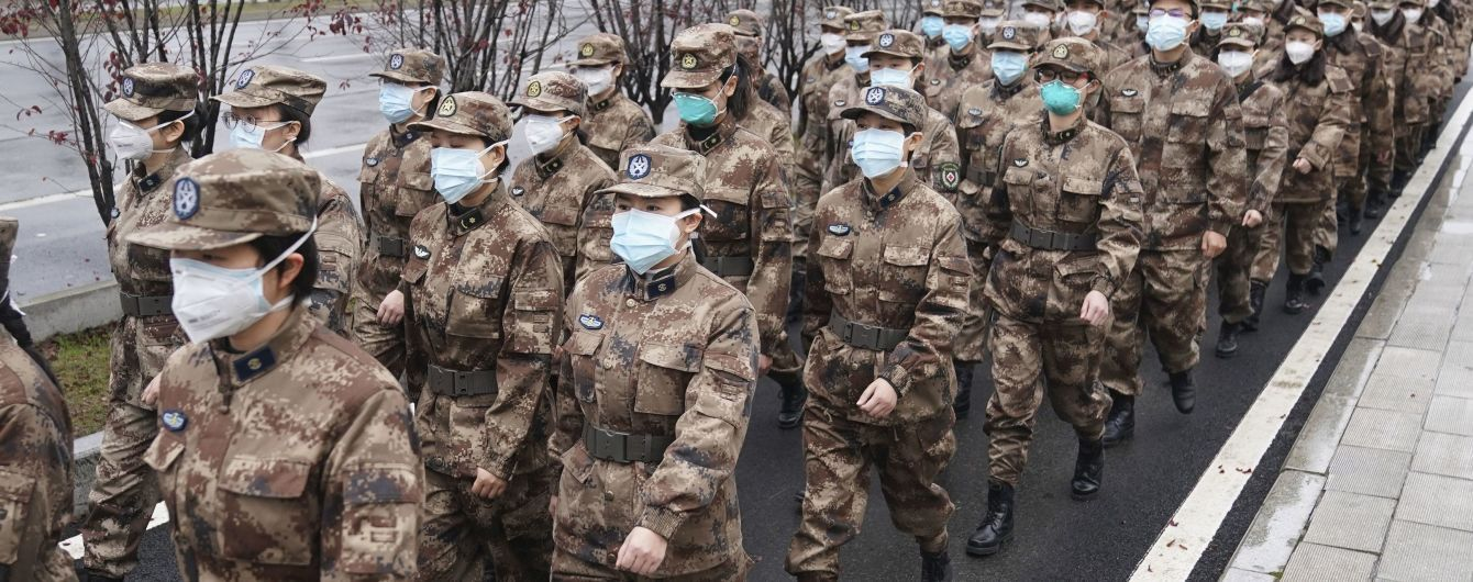 Життя в масках: українці в шоці від Китаю